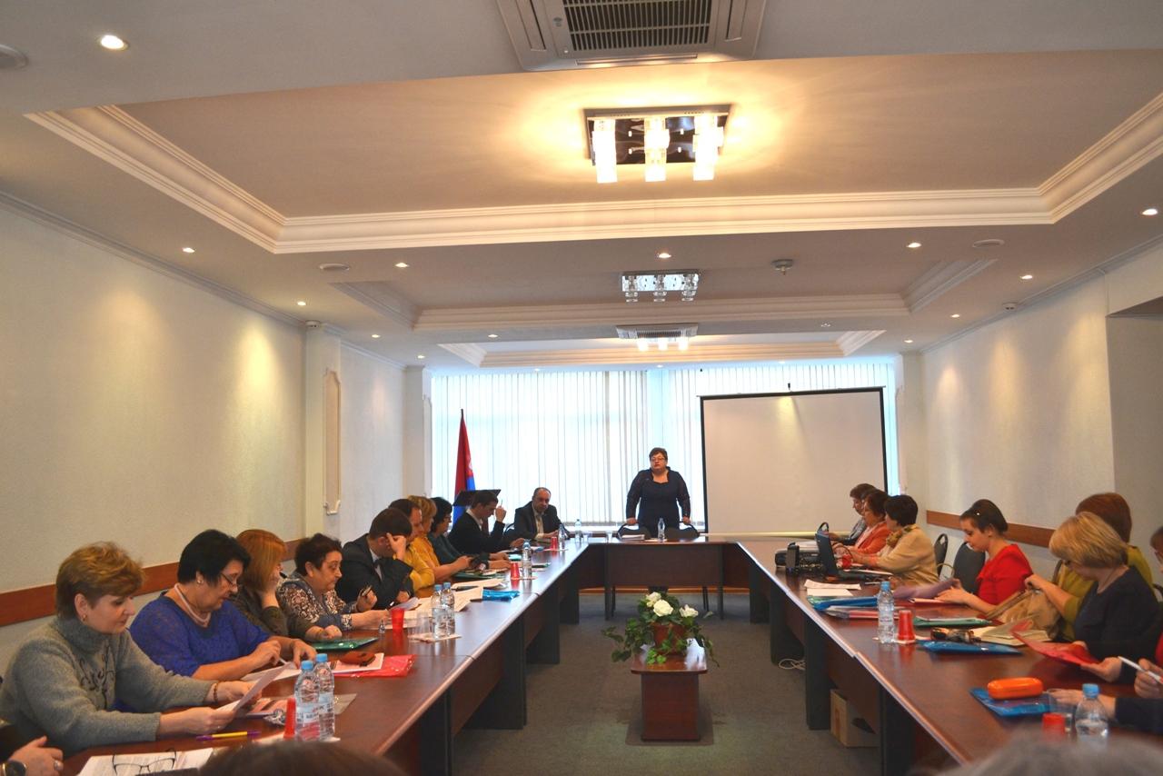 20 декабря 2016 г. состоялось заседание комитета областной организации Профсоюза.